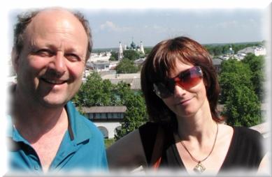 Das echte Russland, Reisen Menschen Russland, Dorf Russland Urlaub